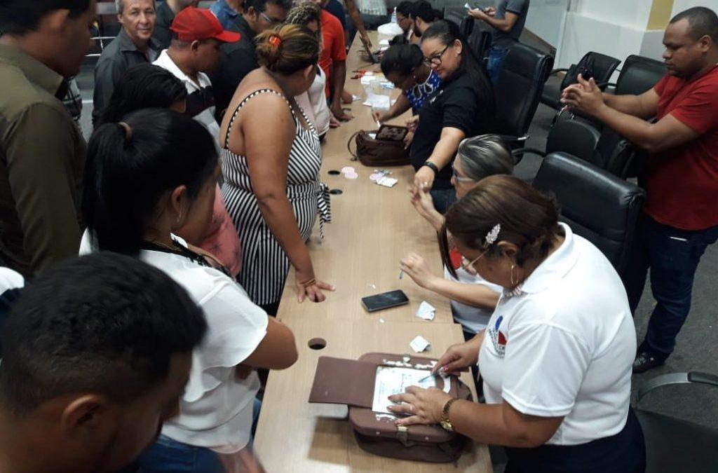 Confira a lista dos dez conselheiros tutelares eleitos em Parauapebas