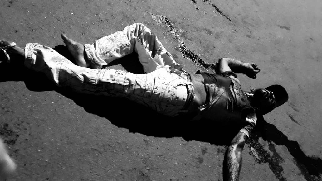 Em Parauapebas, homem é executado com várias facadas