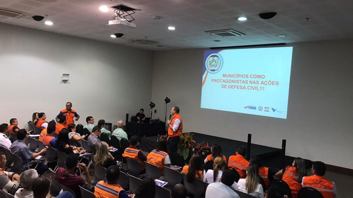INFORME PUBLICITÁRIO: Parceria para a proteção de municípios paraenses