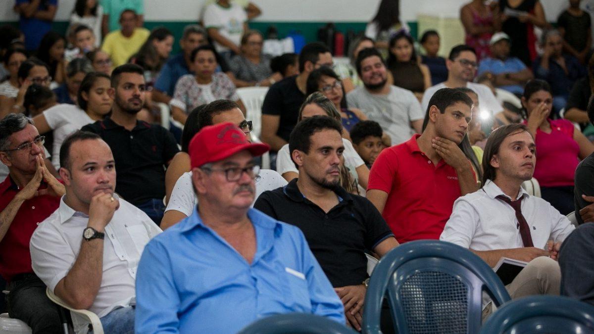 Curionópolis realiza segunda rodada de audiências para revisão do Plano Diretor