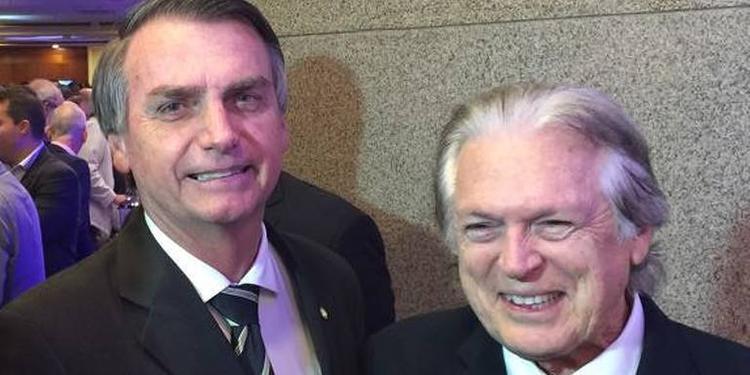 Em reunião, Jair Bolsonaro confirma saída do PSL e criação de novo partido