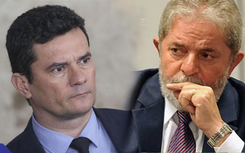 Moro articula ação no Congresso para levar Lula de volta à prisão
