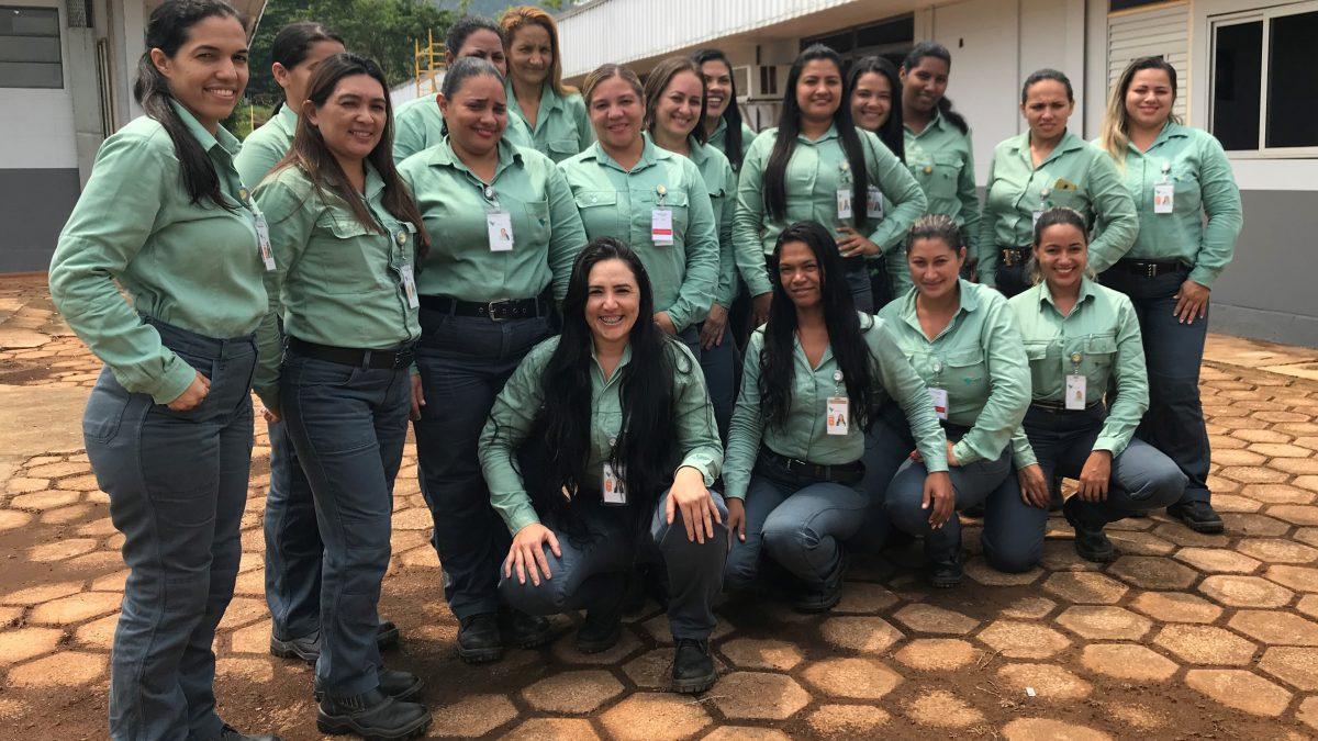 Onça Puma retoma atividades e estimula maior participação do público feminino na mineração