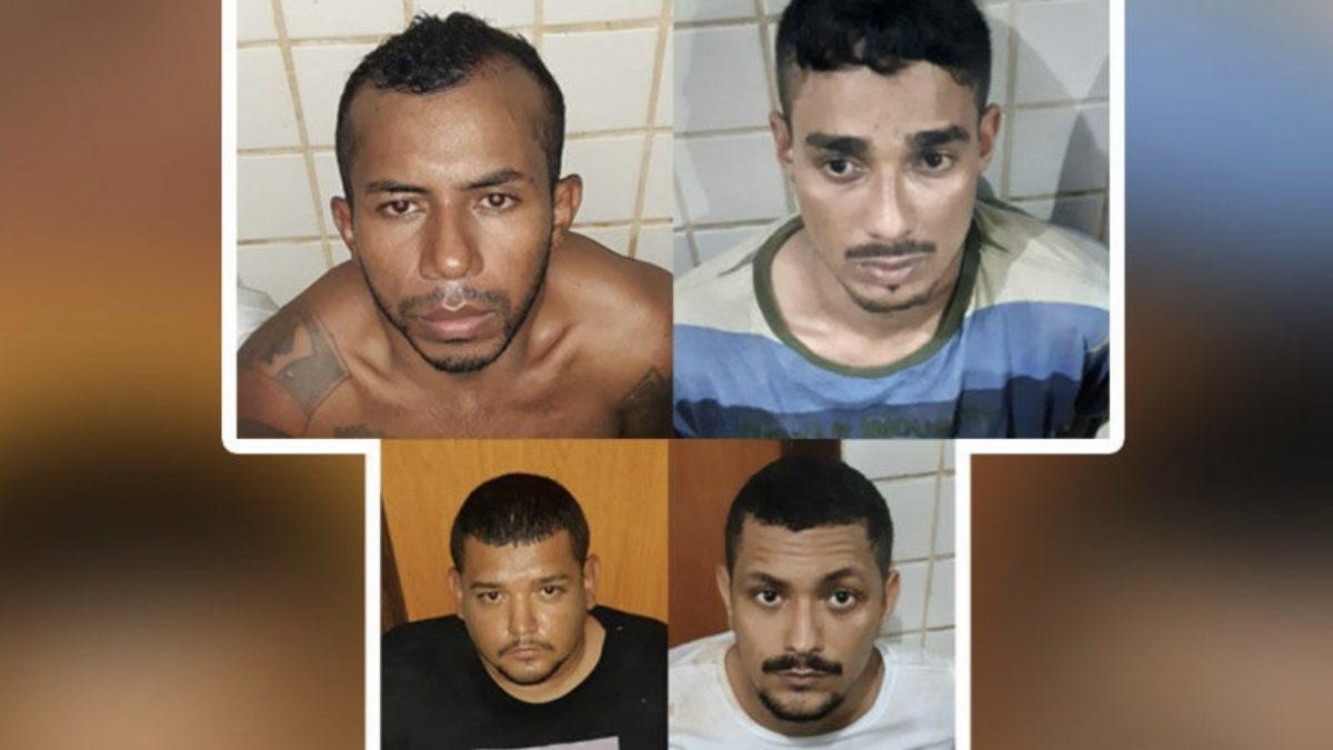 Em Parauapebas, integrante de facção é morto e demais presos