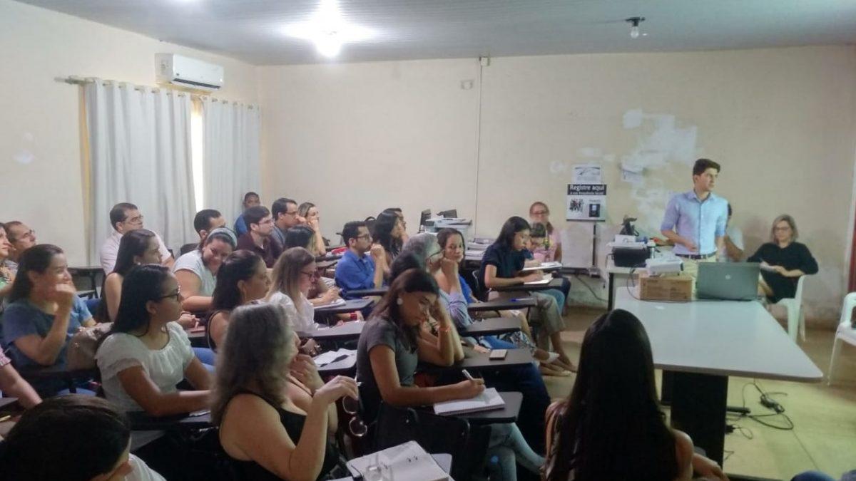 Profissionais da Saúde participam de capacitação sobre Sarampo