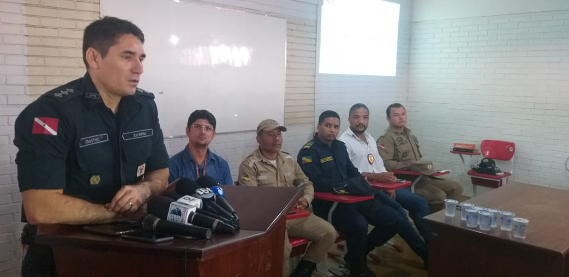 """Órgãos de segurança garantem que """"patrulhões"""" serão continuados em Parauapebas"""