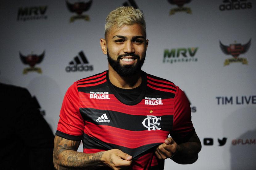 Flamengo acerta compra do Gabigol por mais de 16 milhões de euros
