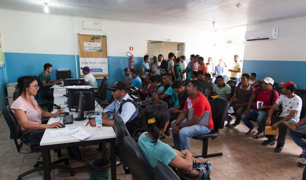 Senai e Prefeitura de Parauapebas ofertam cursos profissionalizantes