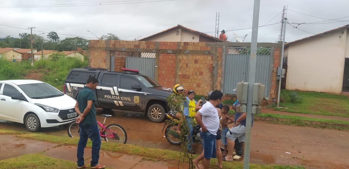 Mãe evita estupro da filha de 10 anos e mata tarado em Parauapebas