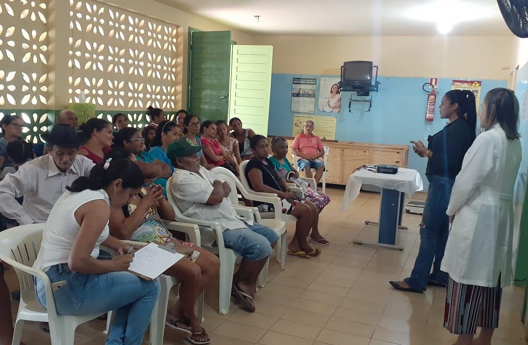 Ação sobre saúde mental é intensificada em Curionópolis