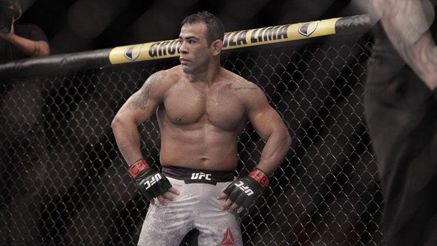 Paraense Michel Trator é pego em exame antidoping e é suspenso por 2 anos do UFC