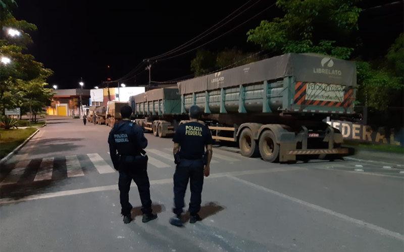 PF coloca oito atrás das grades por exploração irregular de minério no sudeste do Pará