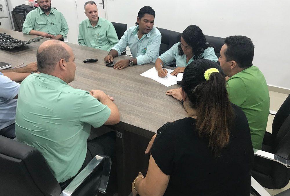 Município de Canaã dos Carajás estabelece contrato com Cooperativa de Catadores para coleta seletiva