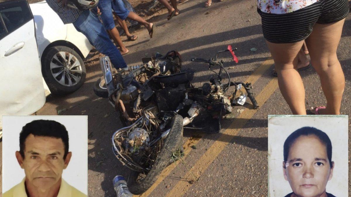Motorista que atropelou e matou casal deve se apresentar na Delegacia