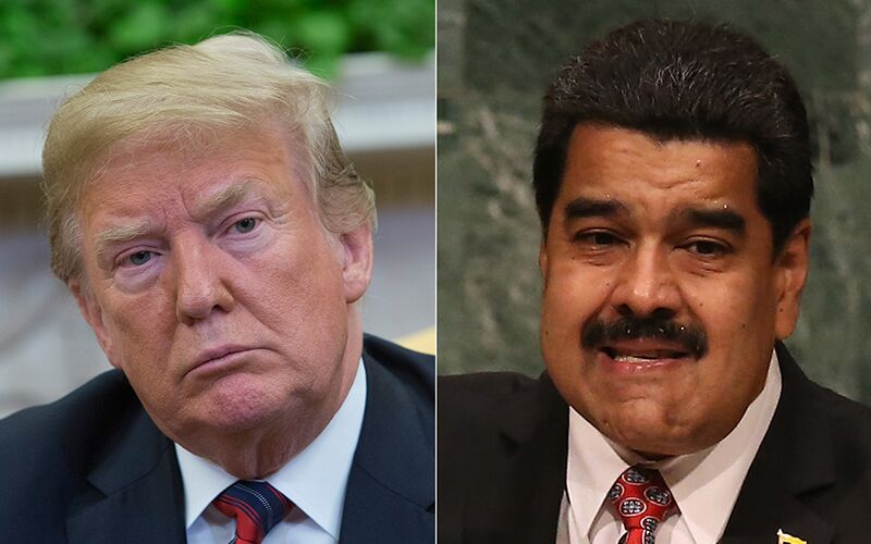 EUA oferece US$ 15 milhões pela cabeça de Maduro