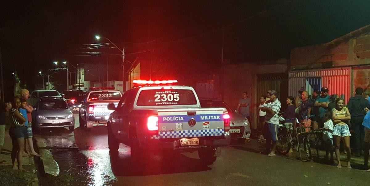 Dupla sobre motocicleta mata jovem em Parauapebas