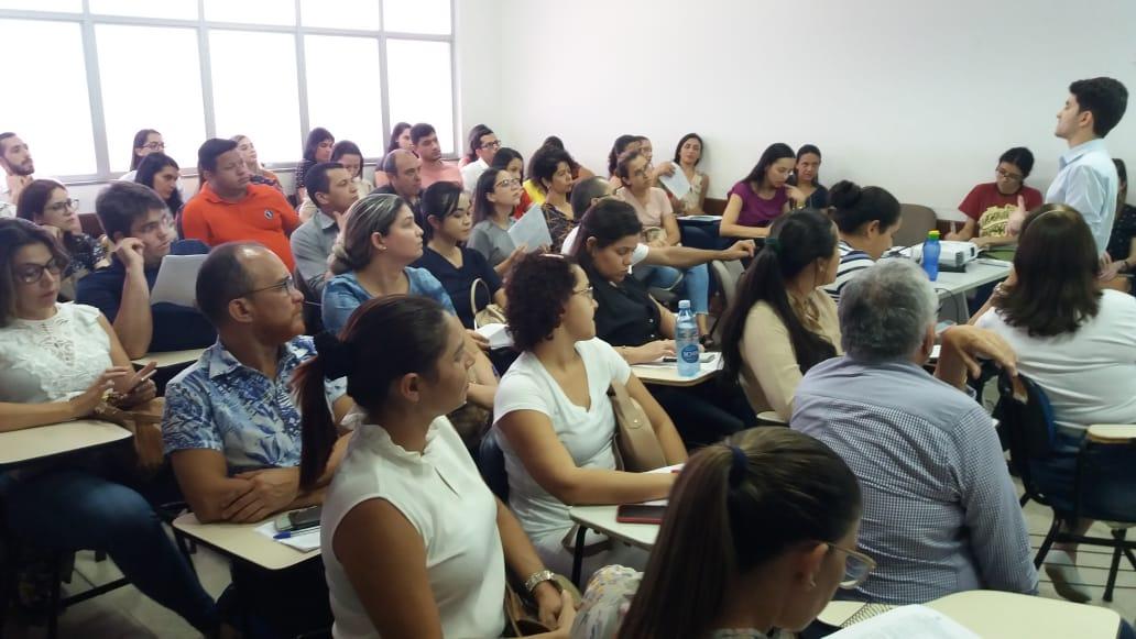 Profissionais da saúde de Parauapebas participaram de capacitação sobre Coronavírus