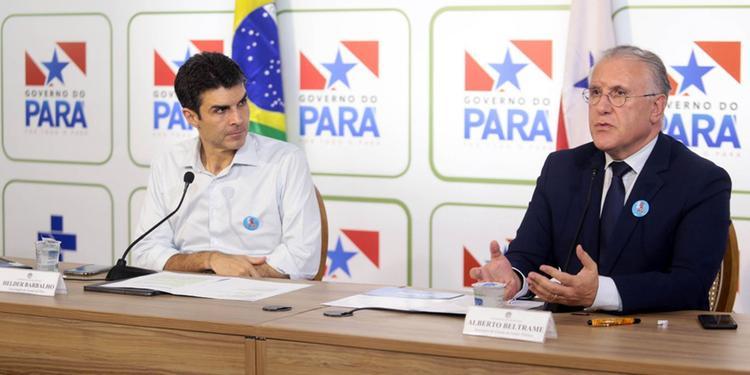 Com um óbito por coronavírus, Pará registra 49 casos confirmados, 43 em análise e 952 descartados