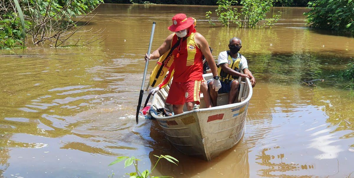 Corpo de mulher sem a cabeça é encontrado no Rio Parauapebas