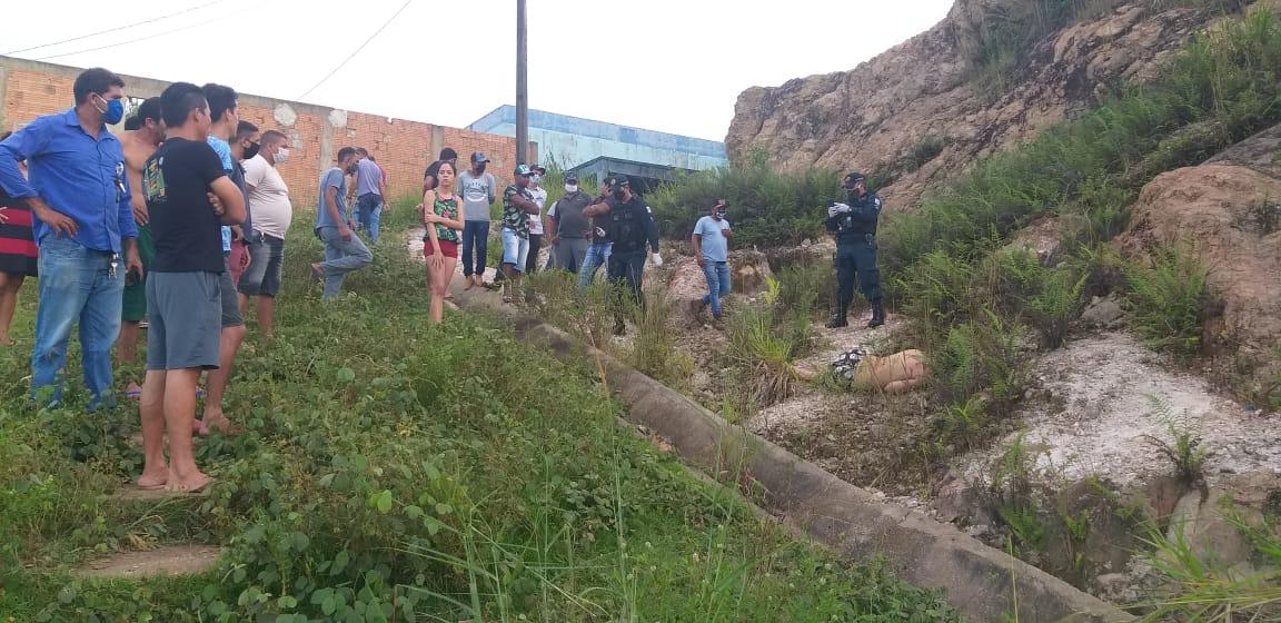 Em Parauapebas, homens executam jovem no Bairro Liberdade II