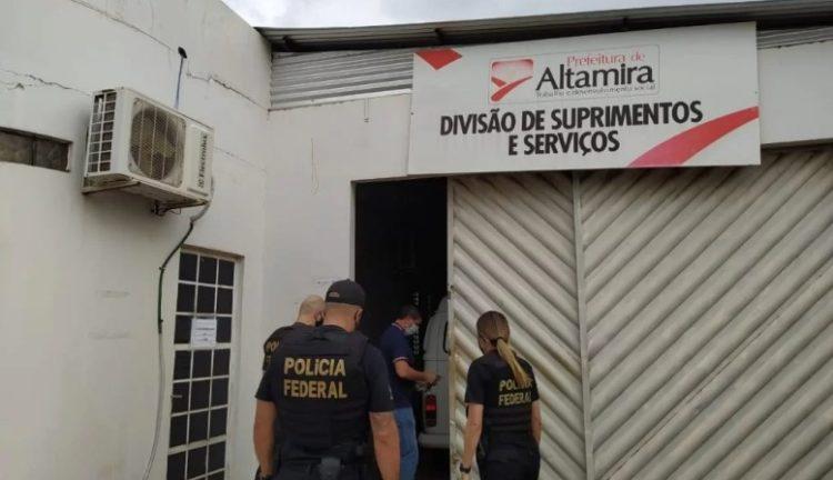 Em Altamira, operação da PF apura corrupção e decisão judicial afasta secretária e vereador