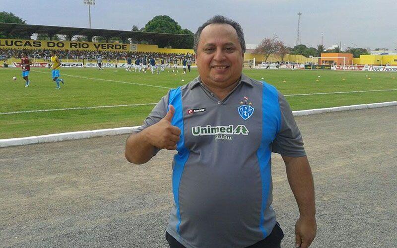 Wilson Fiel, médico do Paysandu, morre em Belém