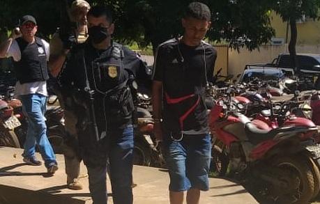"""""""Rana"""" é preso acusado de dois assassinatos em Parauapebas"""
