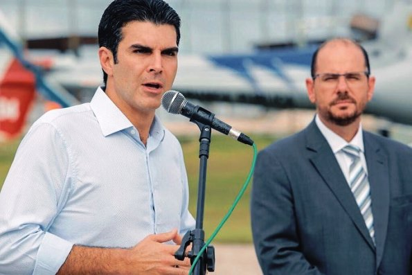 MPE pede a cassação de Helder Barbalho e o vice Lúcio Vale