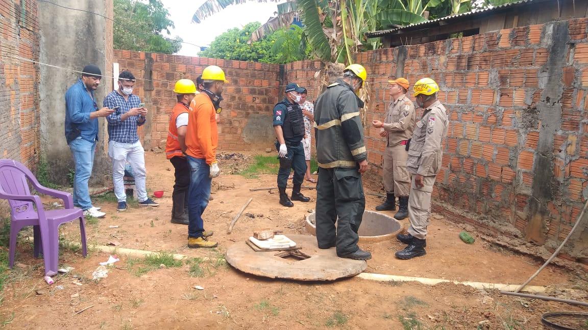 Parauapebas: Topógrafo é encontrado morto no fundo de poço