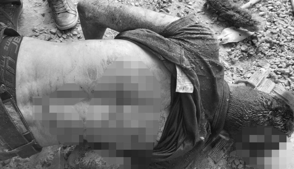 Parauapebas: Desconhecido é morto próximo a linha do trem