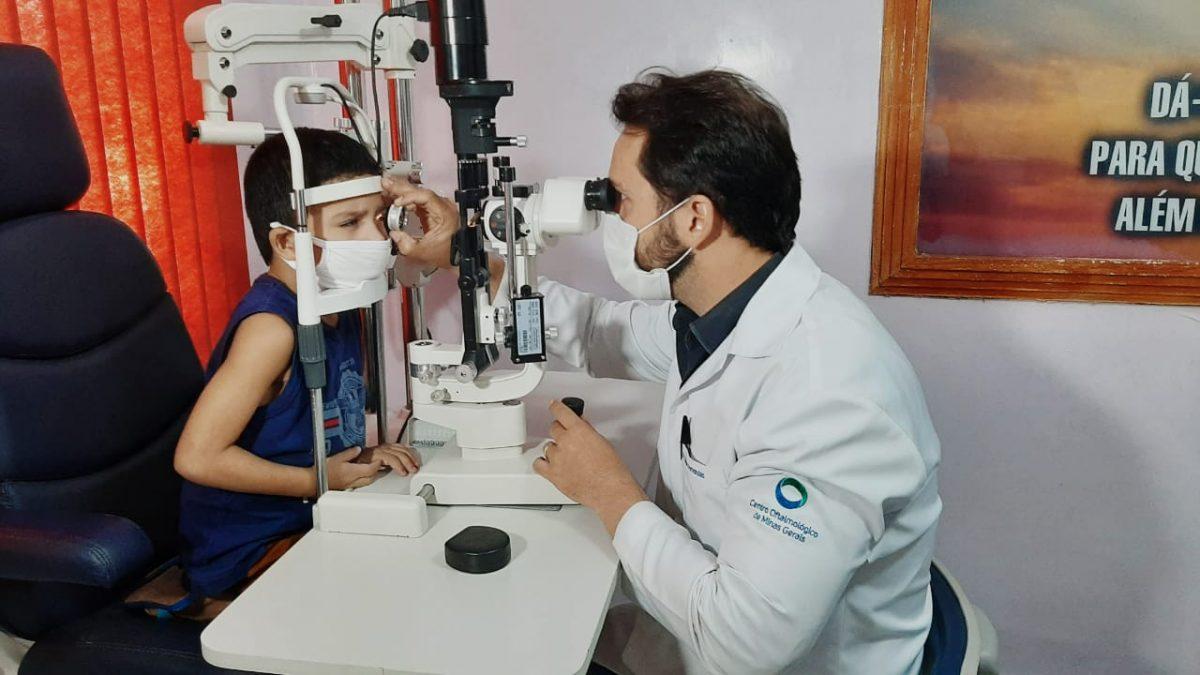 Parauapebas vai zerar filas de consultas oftalmológicas