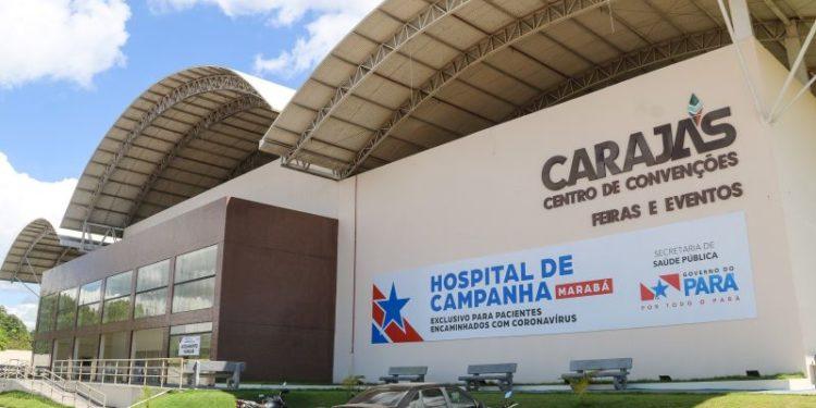 Em Marabá, governador Helder fecha as portas do Hospital de Campanha na 'hora errada'