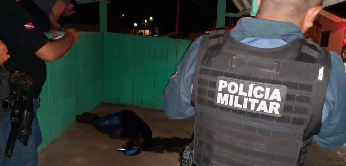 Jovem leva vários tiros e morre em Parauapebas