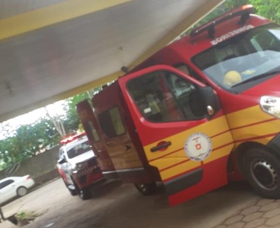 Na Capital do Minério, pai e filho se esfaqueiam e vão parar no hospital