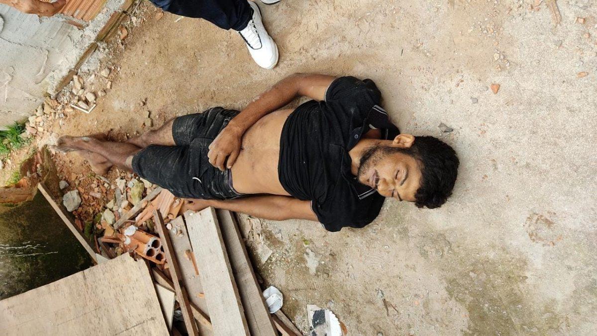 Em Curionópolis, irmão mata irmão com facada no coração