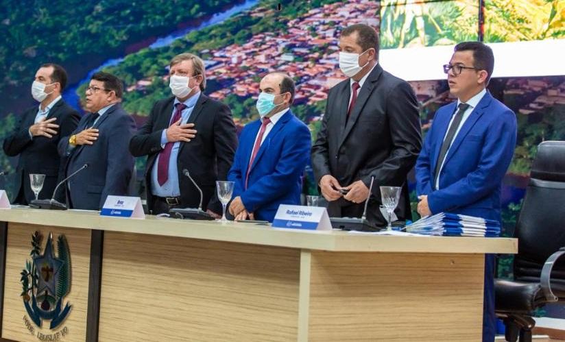 Câmara inicia trabalhos parlamentares com alta produção legislativa