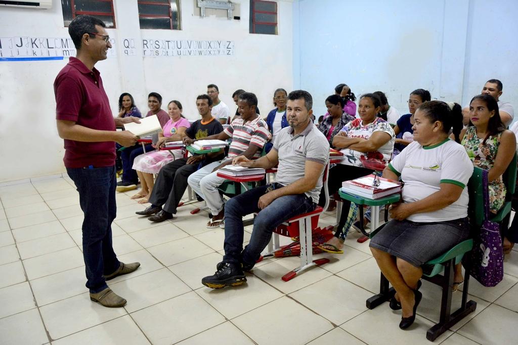 Educação de jovens e adultos em Parauapebas está com matrículas abertas