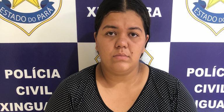 Mãe que foi filmada torturando filha de seis anos é presa em Xinguara