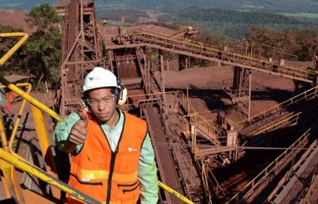 Vale abre vaga para técnico especializado de produção em Curionópolis
