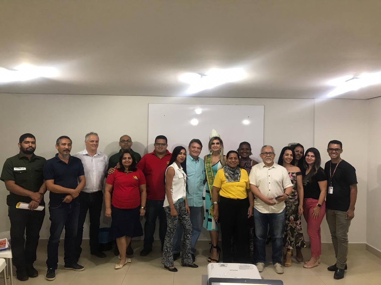 Curionópolis participa do 1º Encontro de Municípios da Região Turística de Carajás