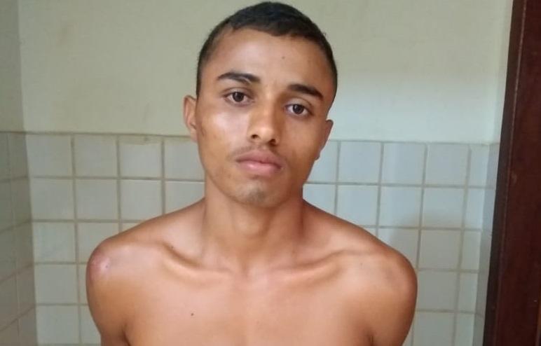 """""""Beré"""" acusado de assassinatos é preso em Parauapebas"""