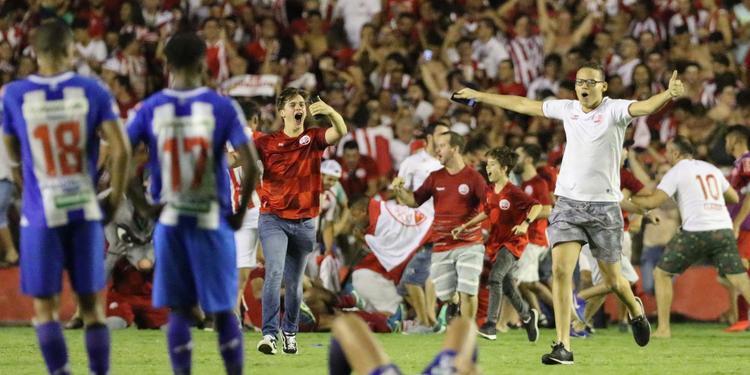 Pedido de anulação do Paysandu de partida na Série C é negado