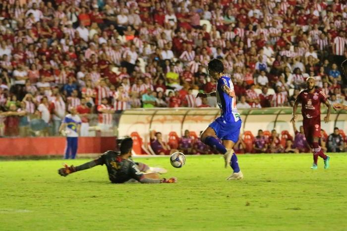 STJD acata pedido de impugnação do jogo Paysandu e Náutico nos áflitos