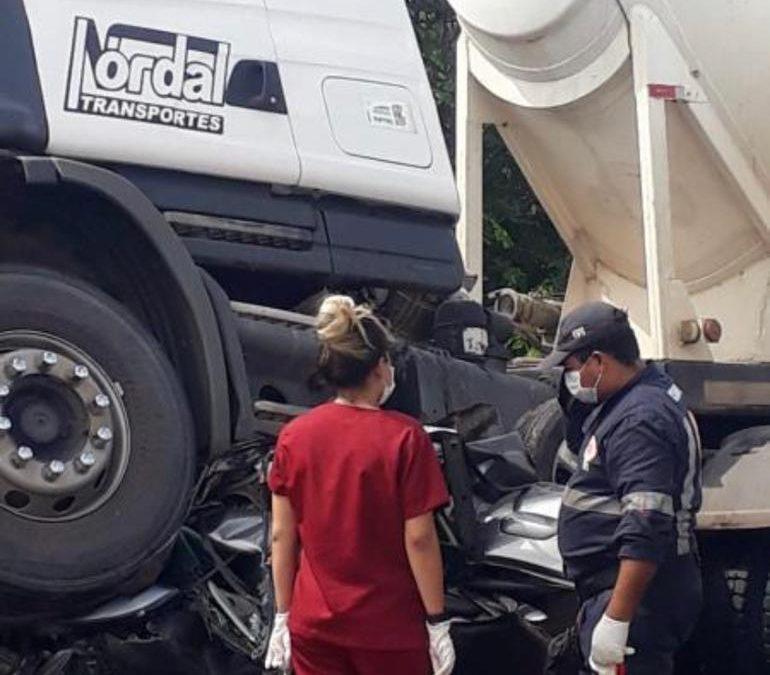 Vídeo: cinco pessoas da mesma família morrem em grave acidente no Pará
