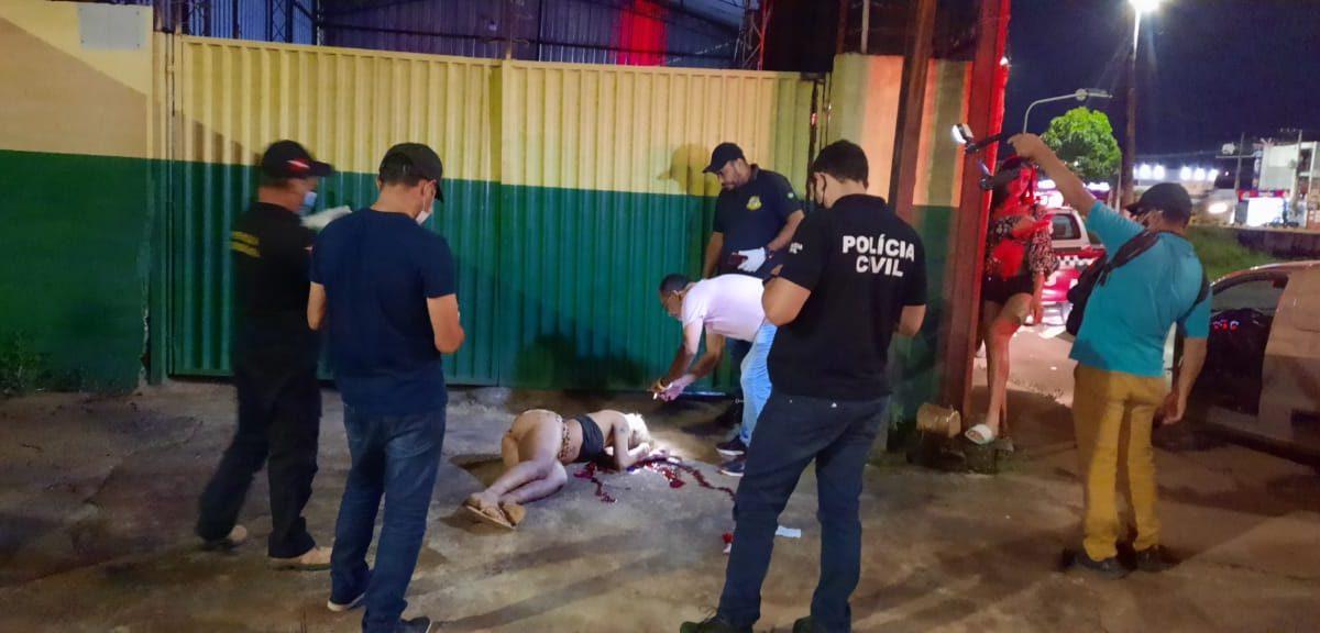 Travesti é morta a tiros em Parauapebas