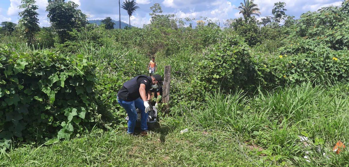 Mais um: jovem é encontrado morto em mata de bairro da periferia de Parauapebas