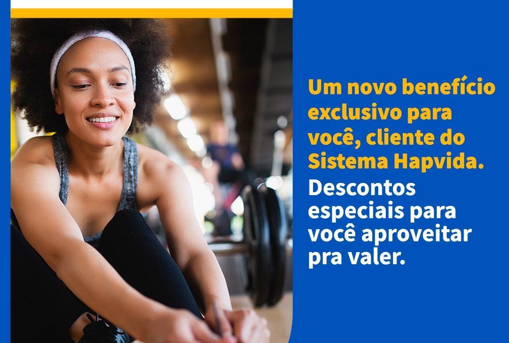 Hapvida lança Clube de Vantagens com descontos para clientes