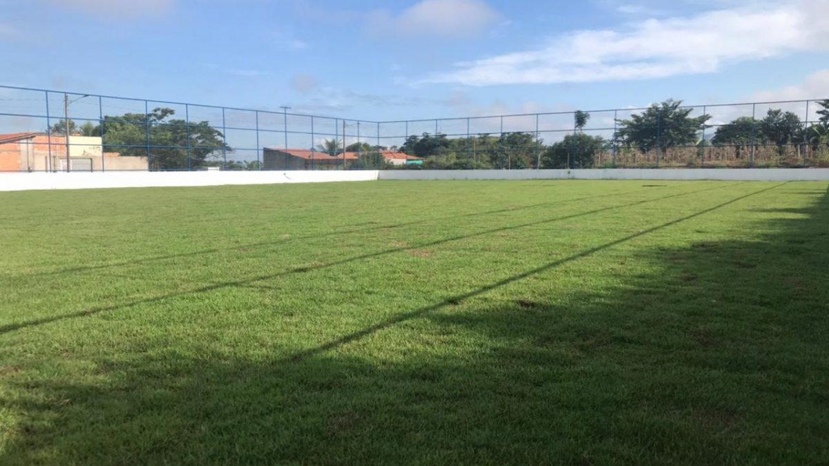 Esporte: Vale constrói arena esportiva no bairro Nova Carajás