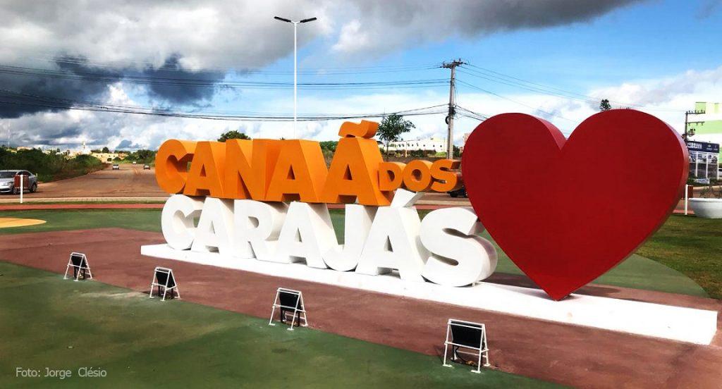 """""""Xô desemprego"""": chuva de empregos em Canaã dos Carajás"""