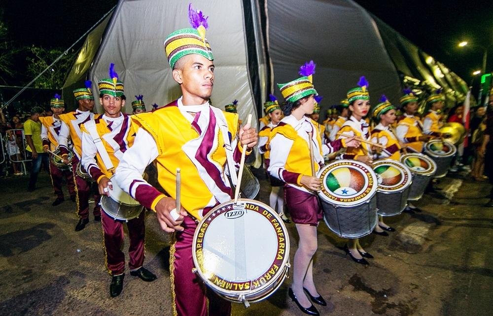 Concurso da prefeitura vai escolher uniforme oficial da Fanfarra Faruk Salmen